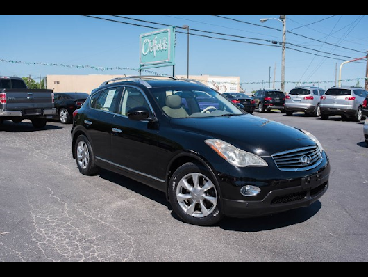 Used 2008 Infiniti EX EX35 4WD Journey for Sale in Mt. Sterling  KY 40353 Oldfield's Used Cars