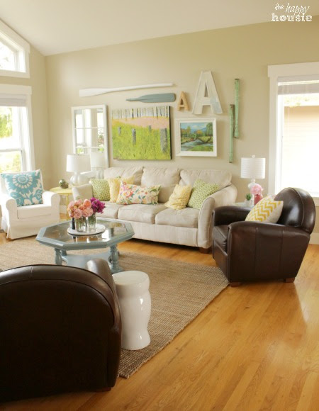 The Happy Housie Home Tour for Design Dreams by Anne 17