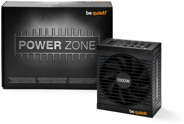 Be Quiet! Power Zone 1000W (1)