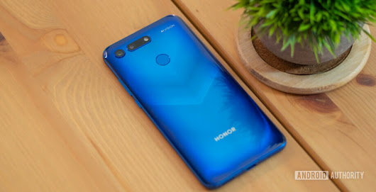 Honor View 20 international giveaway! - Android Authority
