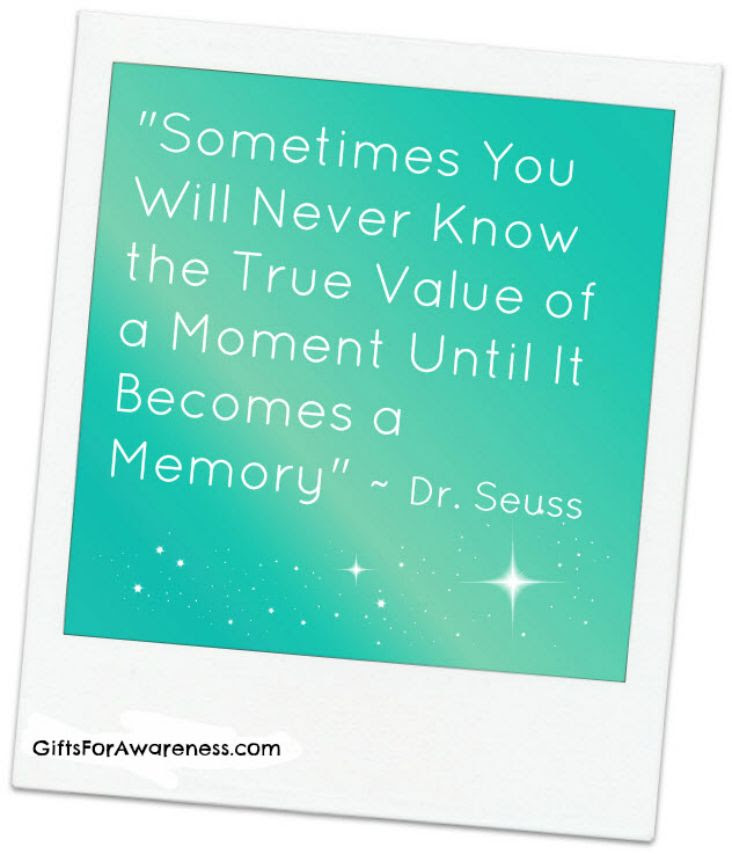 Image result for qoute Sometimes you will never know the true value of a moment