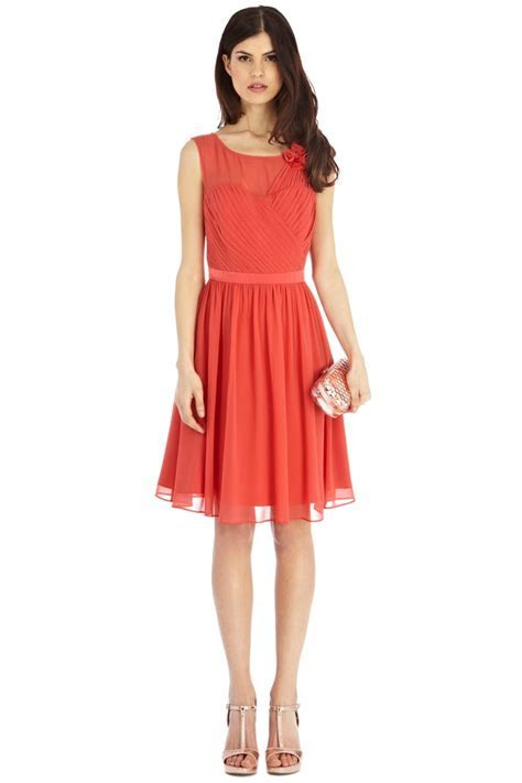 Wedding Guest   Oranges PENELOPE DRESS   Coast Stores
