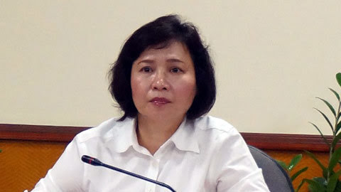 Tổng bí thư yêu cầu kiểm tra thông tin tài sản Thứ trưởng Kim Thoa