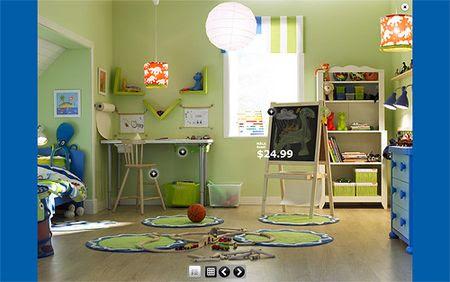 IKEA Baby Room