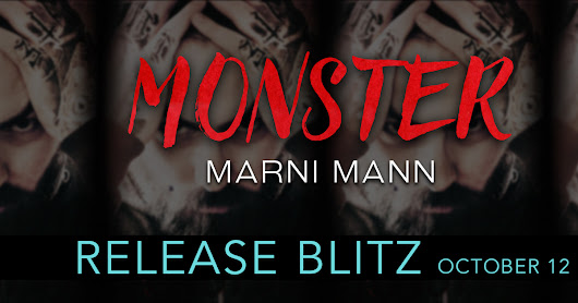 Release Blitz & Review - Monster by Marni Mann