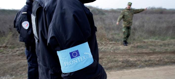 Πίσω ολοταχώς από την κυβέρνηση -Κομάντος της Frontex στα σύνορα