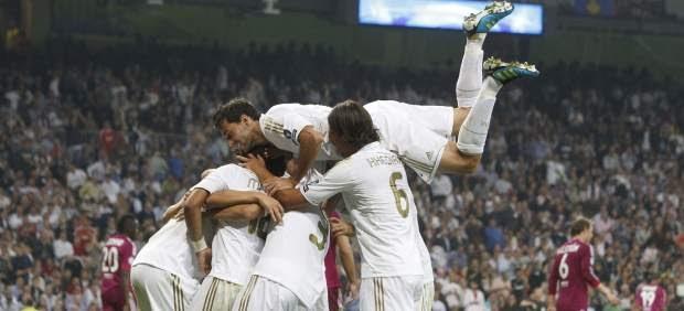 Champions League: El Real Madrid encuentra su estilo goleando al Lyon