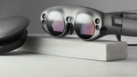 Magic Leap Ships First Set of Devices Under Tight Security Constraints - Bloomberg
