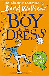 the boy in the dress book cover