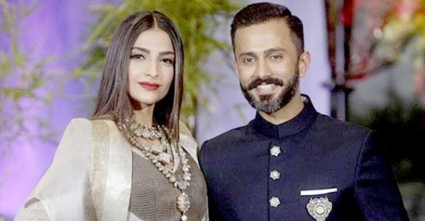 Sonam Kapoor herself spoils her first wedding anniversary plans says Her husband Anand Ahuja