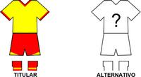 Uniforme Selección Ka'arendy de Fútbol