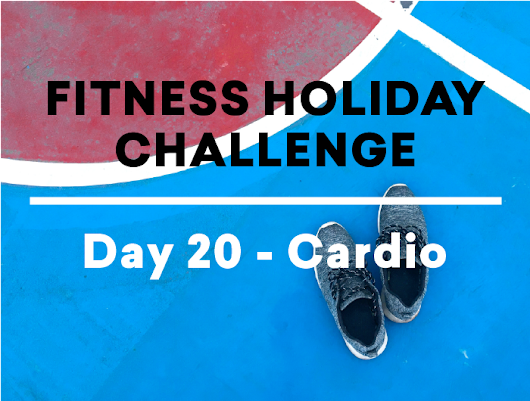 EBOOST Fitness Holiday Challenge Week 3 Day 6 | EBOOST Blog