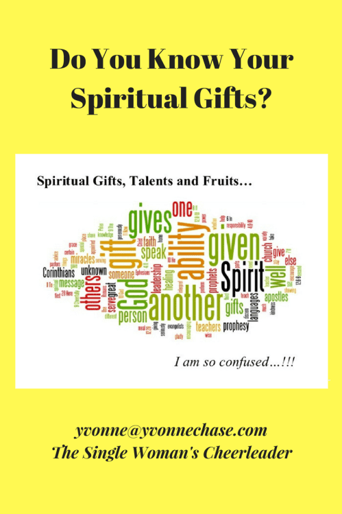 Spiritual Gifts Can Save You While Living Single And Dating..........