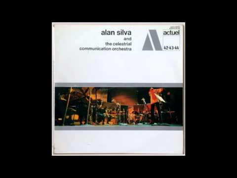 Alan Silva and the Celestial Communication Orchestra - Seasons [full album] Abstract Rhythm in Time DigitalART by Alan Silva Improvising Visible Being