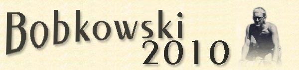 BOBKOWSKI 2010