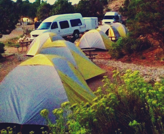 Camping Near Grand Canyon makes for Grand Memories