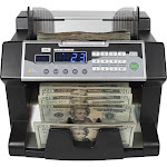 Royal Sovereign - Electric Bill Counter - Silver