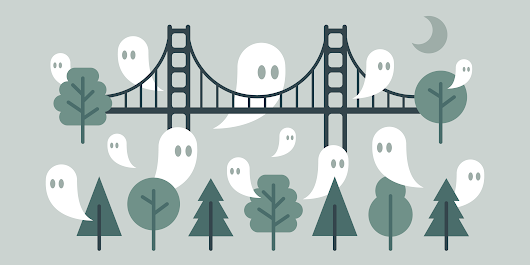 Six Spooky San Francisco Urban Legends