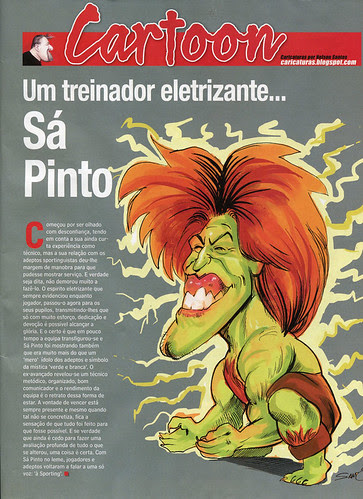 Sa_Pinto by caricaturas