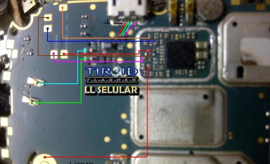 Schematic Diagram Blackberry Q10