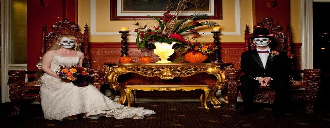 5 Spooky Bouquet Ideas For Halloween Weddings Skips Florist