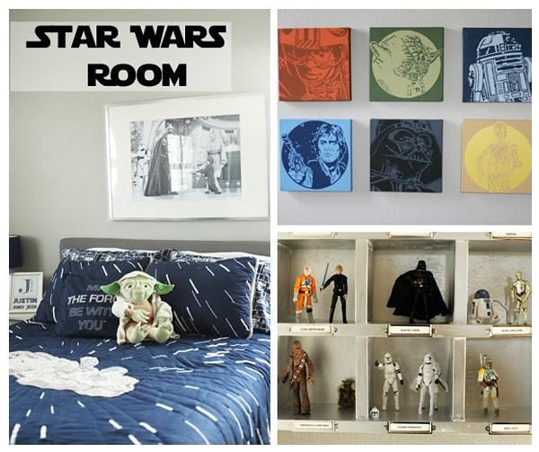 bee in our bonnet star wars bedroom