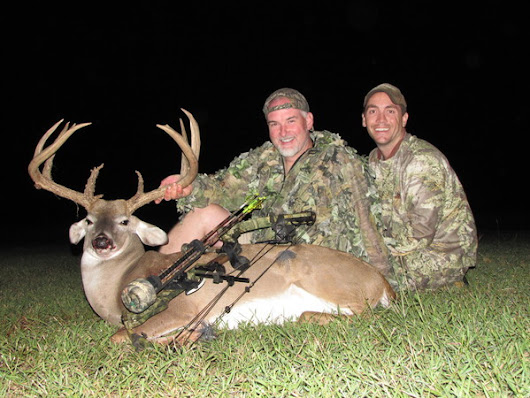 Whitetail Deer Hunting Season off to a good start