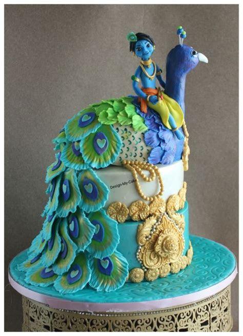 Round up of inspirational Krishna cake themes   Remember