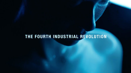 The Fourth Industrial Revolution #Trend #Revolution #Industry