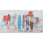Body Glove Surfboard Beach Towel