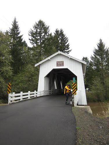 Hoffmann Covered Bridge