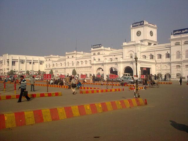 Gorakhpur-Railway-Station