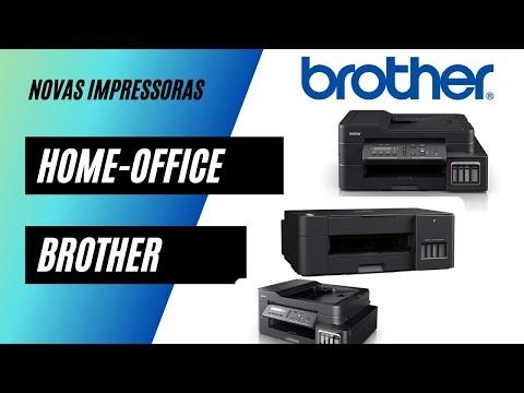 Brother Lança Nova Linha de Impressoras Mini Tank, Pensada Para as Necessidades do Home-Office