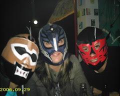 Kris, Ale y Antojas