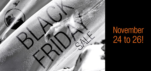 Black Friday Sale - Adventure Guide