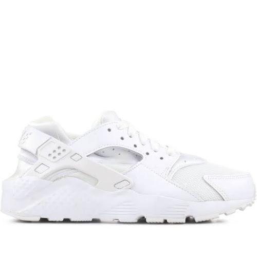 5028ac19b966f Nike Boys Huarache Run (GS) 654275-110 White Pure Platinum - Google ...