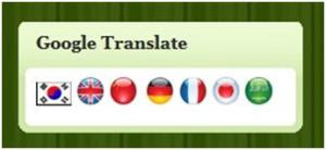 Cara Memasang Widget Translate di Blog Wordpress