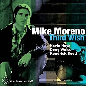 Mike Moreno cover