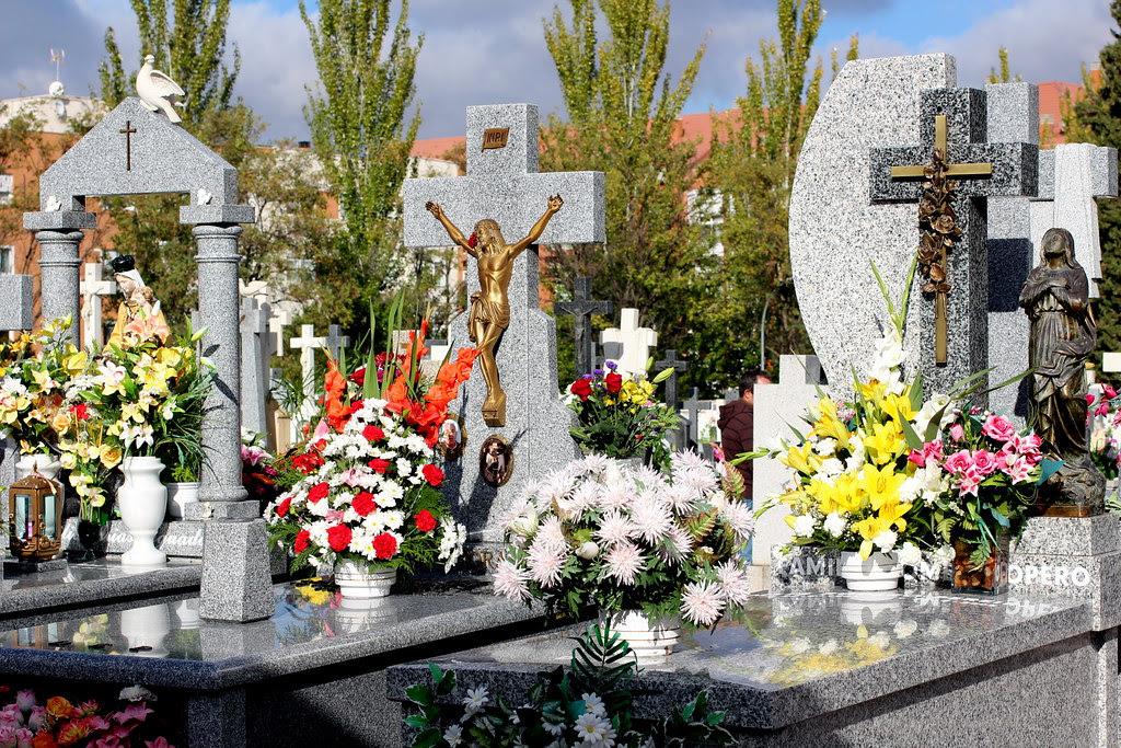 Cementerio parroquial de Valdemoro