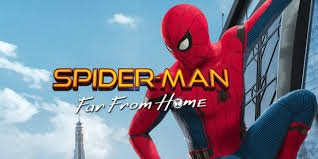 Spider-Man: Far from Home (2019) full movie download 480p