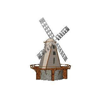 kincir angin gif gambar animasi animasi bergerak