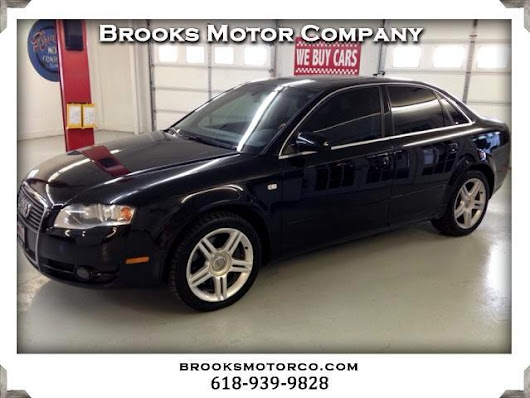 Used 2006 Audi A4 for Sale in St Louis MO 63129 Brooks Motor Company
