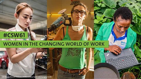 Women in the Changing World of Work