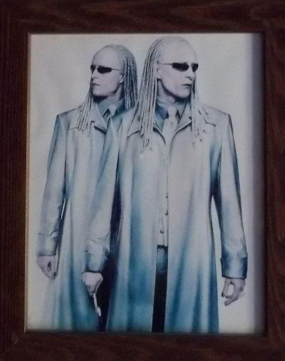 Matrix Twins