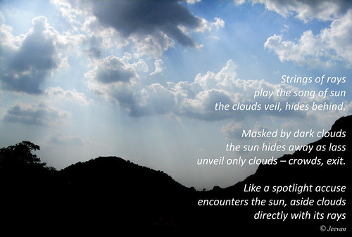 Sunrays poem