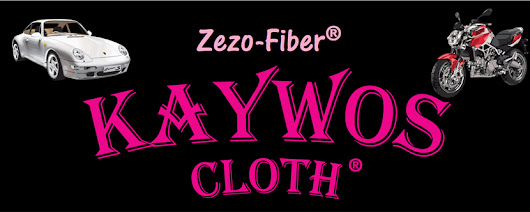Kaywos cloths the ultimate glass cleaning cloth in the UK