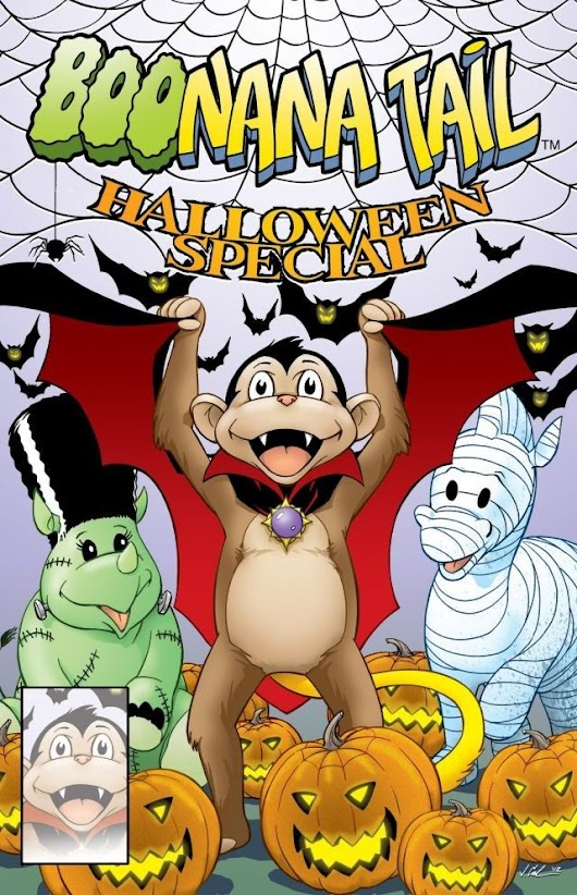 The BOOnana Tail Halloween Special