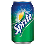 Coca-cola Sprite Soft Drink - Lemon Lime - 12 Fl Oz - Can - 24/carton (CCR1009)