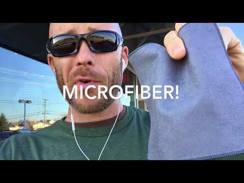 Jeff's Pick - Microfiber Cleaning Cloth | Hasseman Marketing