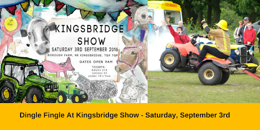 Dingle Fingle At Kingsbridge Show - Dingle Fingle